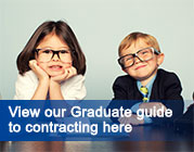 View our Graduate guide to contracting here